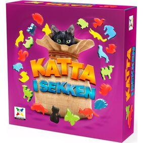 Katta i Sekken Brettspill Norsk utgave