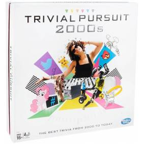 Trivial Pursuit 2000s Brettspill - Norsk