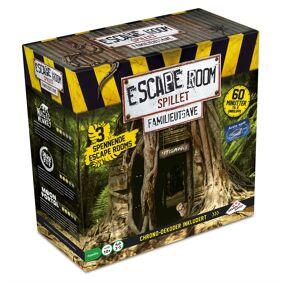 Escape Room Familie Brettspill Norsk Familieutgave av