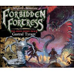 Forbidden Fortress Gastral Tyrant Exp Utvidelse til Shadows of Brimstone
