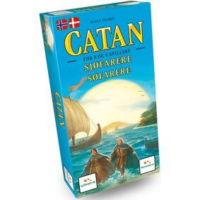 Catan Sjøfarere 5-6 Ekspansjon Norsk Settlers fra Catan 4th 5-6