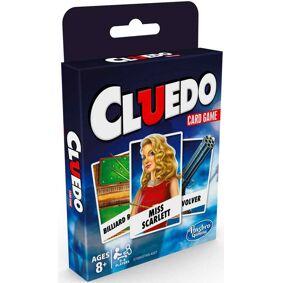 Cluedo Card Game Kortspill Cluedo i kortspill-versjon - Norsk
