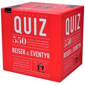 Jippijaja Quiz Reise & Eventyr Kortspill