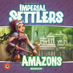Imperial Settlers Amazons Expansion Utvidelse til Imperial Settlers