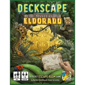 Deckscape Mystery of Eldorado Kortspill