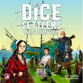Dice Settlers Western Sea Expansion Utvidelse til Dice Settlers