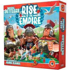 Imperial Settlers Rise of the Empire Exp Utvidelse til Imperial Settlers