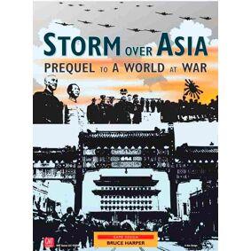 Storm Over Asia Brettspill