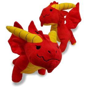Dragon D&D Gamer Pouch Red Dragon Dungeons & Dragons - Til terninger etc
