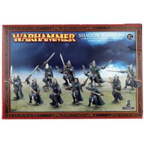 Shadow Warriors Warhammer Fantasy - Sisters of Avelron