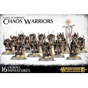Slaves to Darkness Chaos Warriors Warhammer Age of Sigmar
