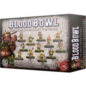 Blood Bowl Team Greenfield Grasshuggers Halflings