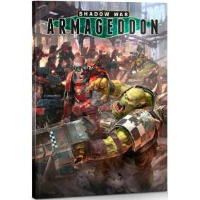 Shadow War Armageddon Rulebook Warhammer 40K