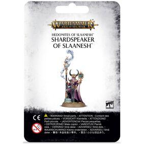 Hedonites of Slaanesh Shardspeaker of Sl Warhammer Age of Sigmar Slaanesh