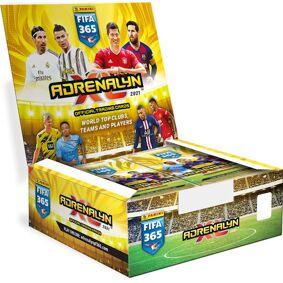 AdrenalynXL FIFA 365 2021 Display Fotballkort - 50 boosterpakker á 6 kort