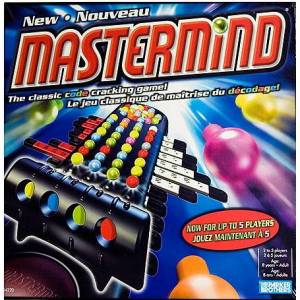 Mastermind Brettspill