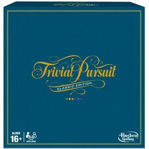 Trivial Pursuit Classic Edition Norsk Klassisk utgave med 2400 spørsmål