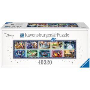 Disney Memorable Disney Moments 40320 biter 6,8x1,9 m Verdens Største Puslespill