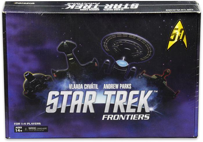 Star Trek Frontiers Brettspill