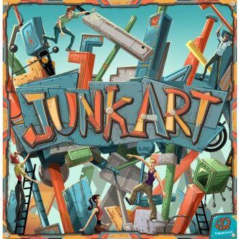 ART Junk Art Brettspill