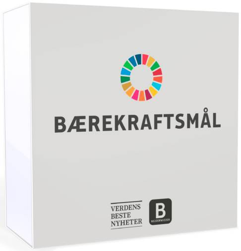 Bezzerwizzer Bærekraftsmål Bezzerwizzer Bricks
