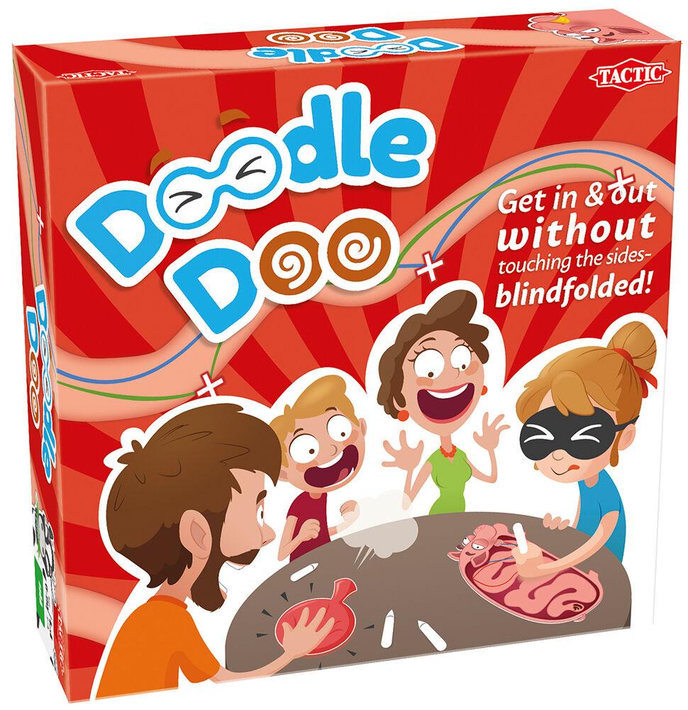 Doodle Doo Brettspill Norsk utgave