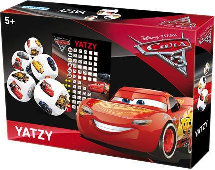 Yatzy Cars/Biler