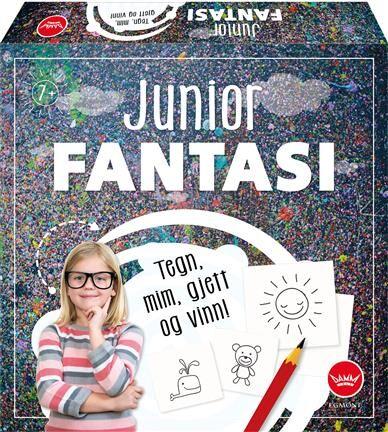 Junior Fantasi Brettspill Testvinner - TV 2 hjelper deg!