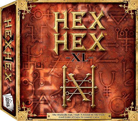 Hex Hex XL Kortspill