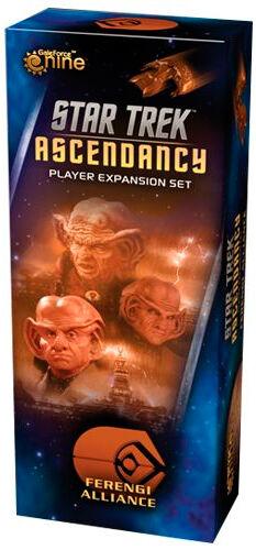 Star Trek Ascendancy Ferengi Alliance Utvidelse til Star Trek Ascendancy