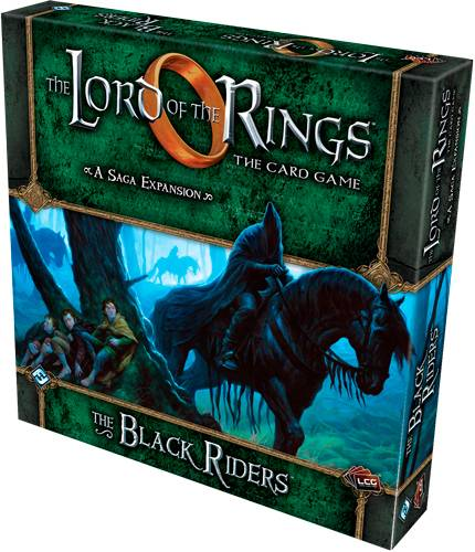 LotR TCG Black Riders Expansion Lord of the Rings The Card Game