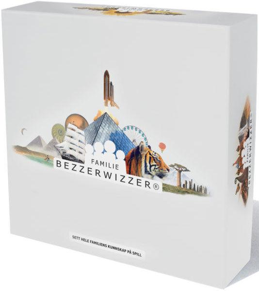 Bezzerwizzer Familie Norsk utgave