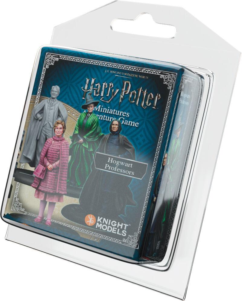 Harry Potter MG Hogwarts Professors Exp Utvidelse Harry Potter Miniature Game
