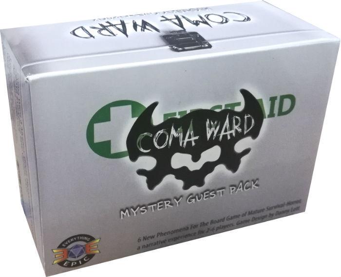 Coma Ward Mystery Guest Pack Expansion Utvidelse til Coma Ward