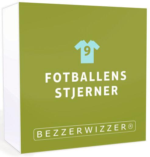 Bezzerwizzer Fotballens Stjerner Bezzerwizzer Bricks