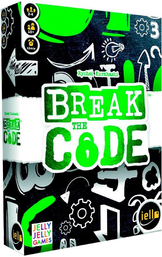 Break The Code Brettspill