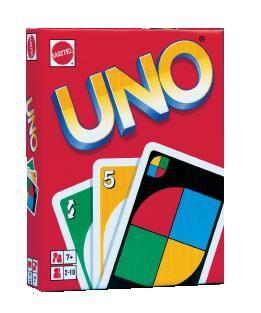 Uno Kortspill Klassikeren for hele familien!