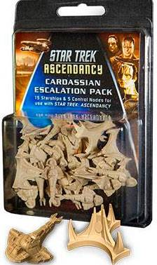 Star Trek Ascendancy Cardassian Escalati Expansion Escalation Pack