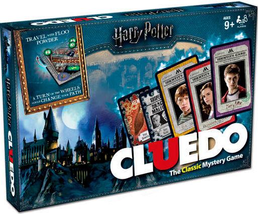 Cluedo Harry Potter Brettspill Cluedo med Harry Potter tema