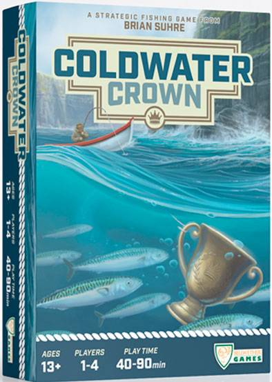 Crown Coldwater Crown Brettspill