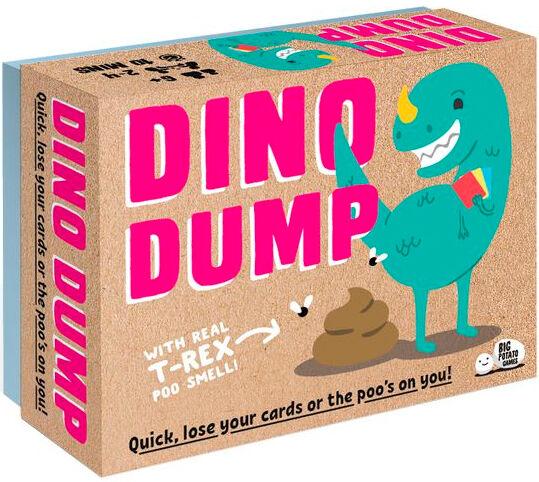 Dino Dump Brettspill
