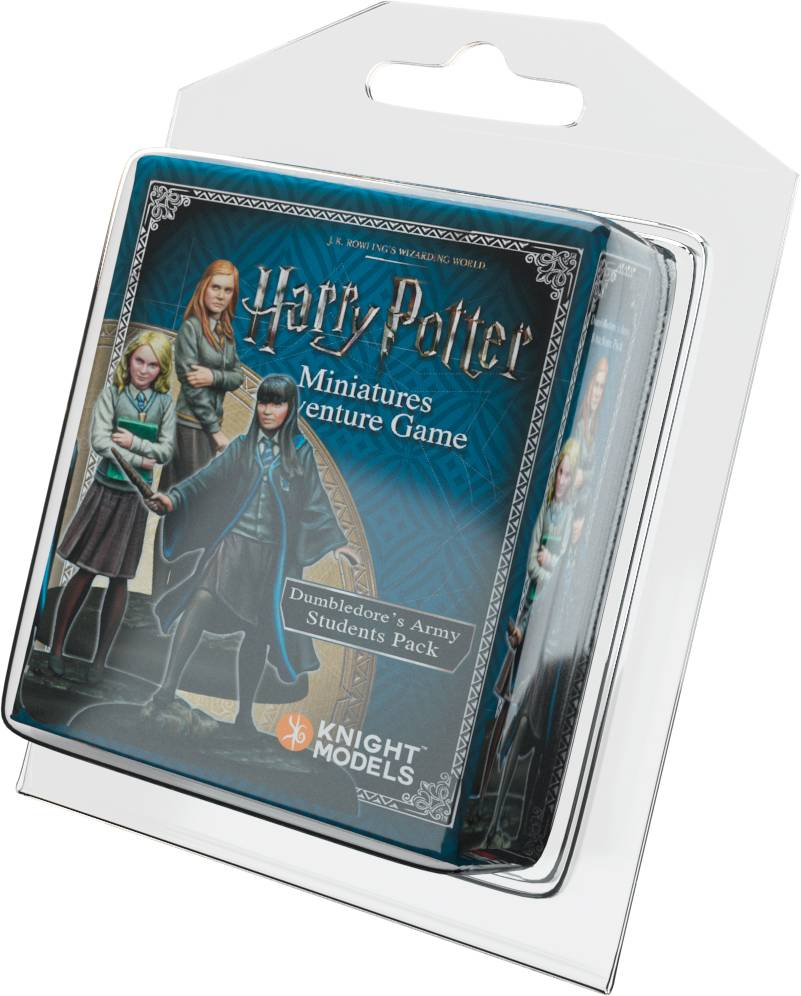 Harry Potter MG Dumbledores Army Exp Utvidelse Harry Potter Miniature Game