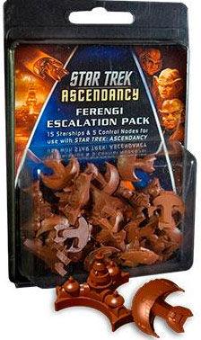 Star Trek Ascendancy Ferengi Escalation Expansion Escalation Pack
