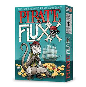 Fluxx Pirate Kortspill