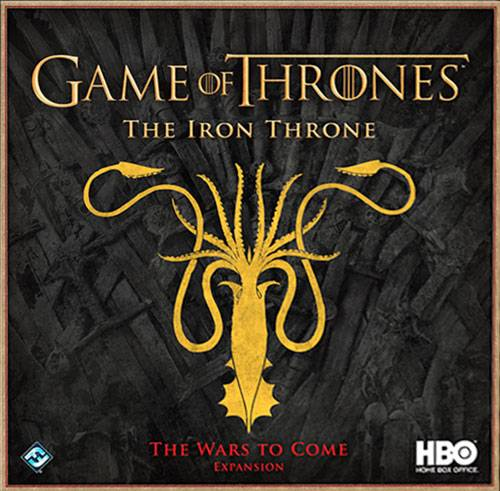 Game of Thrones Wars to Come Exp Game of Thrones Iron Throne Utvidelse