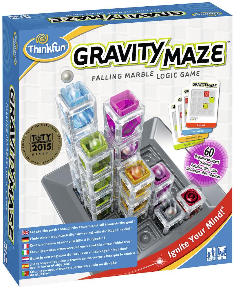 Maze Gravity Maze Hjernetrim Brettspill Prisvinner