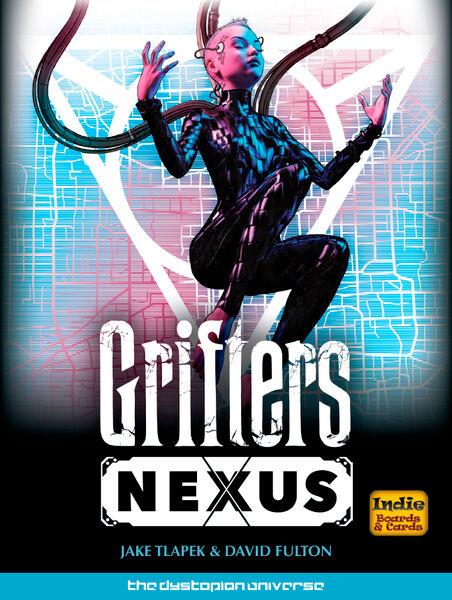 Nexus Grifters Nexus Kortspill Frittstående utvidelse til Grifters