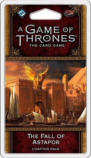 Game of Thrones TCG Fall of Astapor Exp Utvidelse til Game of Thrones Card Game