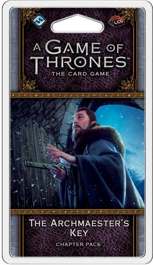 Game of Thrones TCG Archmaesters Key Exp Utvidelse til Game of Thrones TCG