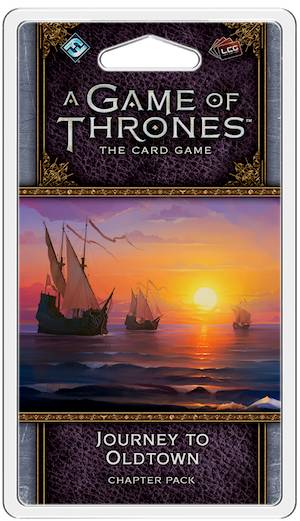 Game of Thrones TCG Journey to Oldtown Utvidelse til Game of Thrones TCG